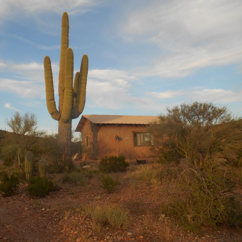 5_strawbale cabin, sonoran desert_photo by william atkins