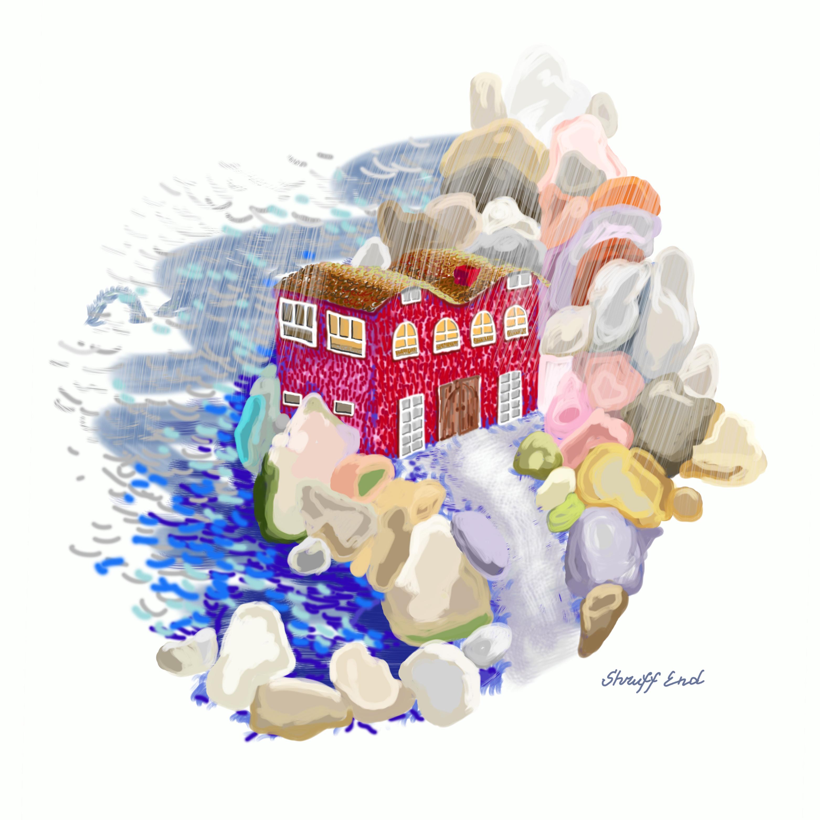 Illustration by Katrina Gelze