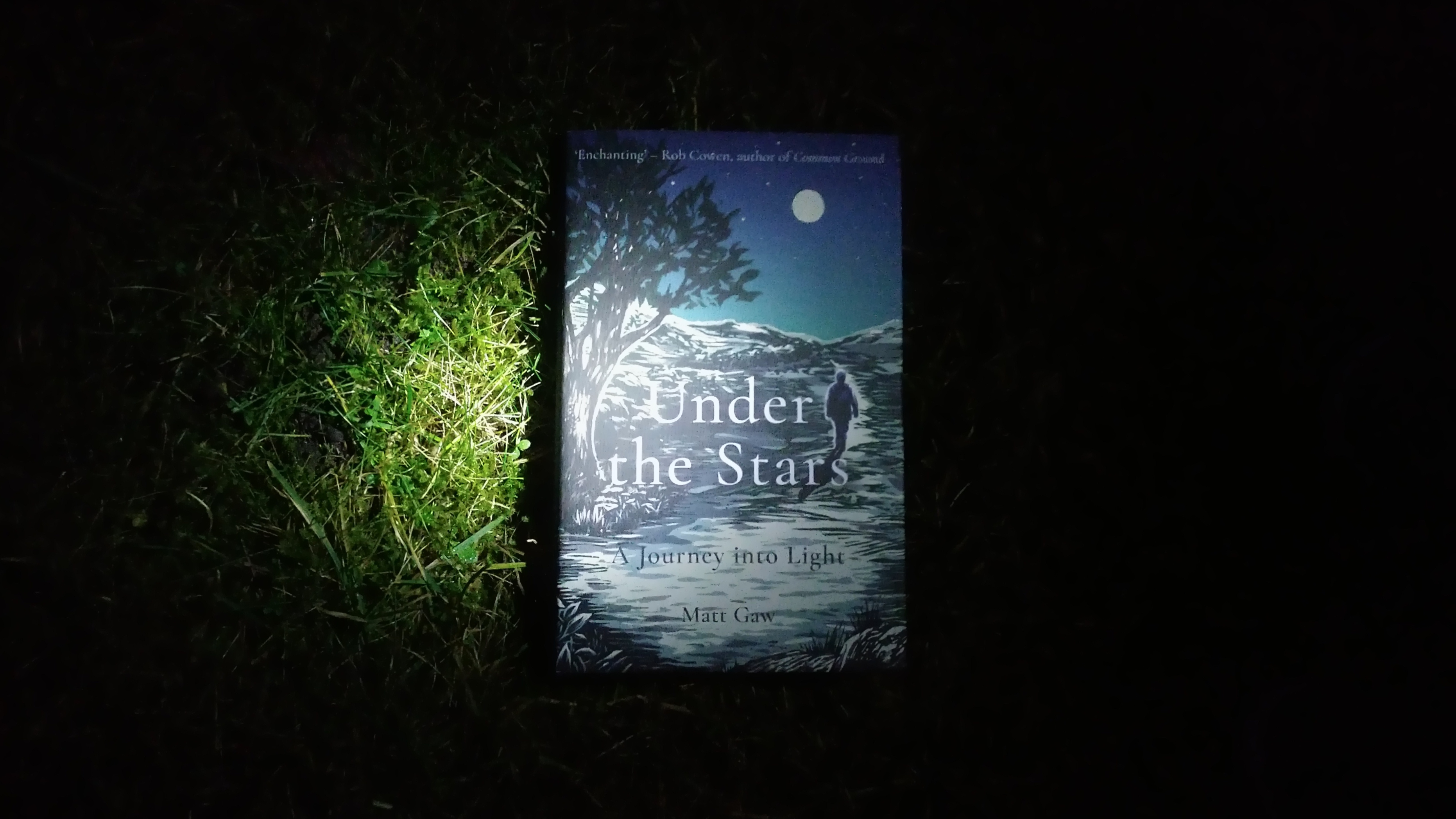 """Under the Stars: A Journey into Light"" published in February, 2020, and available in the Sea Library."