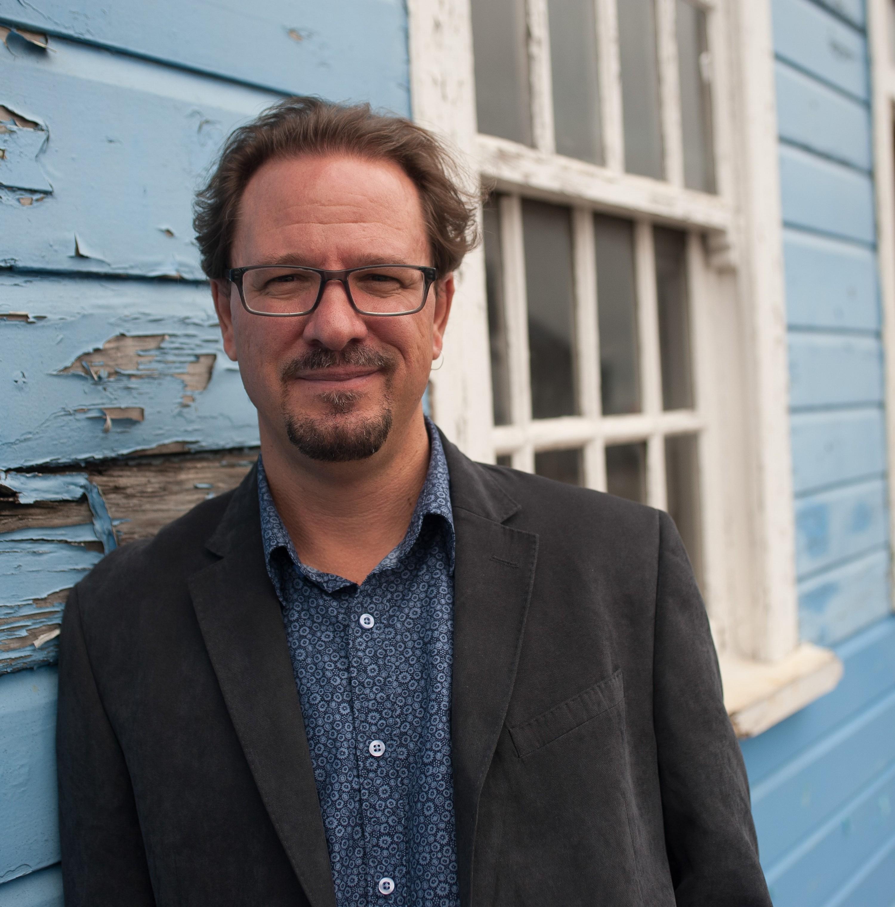 Julian Hoffman. Photo: Jon Webber.